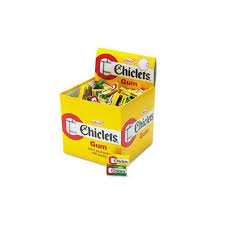 where to buy chiclets gum chewing gum peppermint or spearmint 2 pieces pack 200 packs box