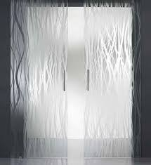 Interior Glass Door Designs by Beautiful Acid Etched Glass Doors Design 01 For The Home