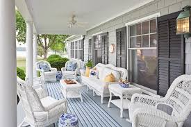 front porch furniture exterior contemporary with white farm house