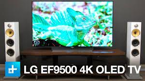 lg 55ef9500 black friday lg ef9500 tv review youtube