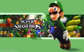 super smash bros wii u wallpapers luigi wallpaper super smash bros wii u 3ds by alexthf on deviantart