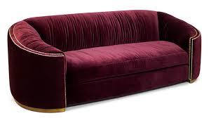 Velvet Sofa Set Modern Living Room Furniture Trend 5 Velvet Sofa Ideas