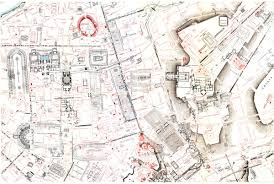 Map Of Penn State Campus by Project Will Republish Update Archaeological Map Of Rome