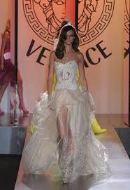 versace wedding dresses versace wedding dress haute couture autumn winter 2012 2013