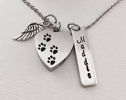 pet urn necklace custom jewelry pet urn necklace sympathy pet necklace pet