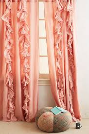 attractive salmon colored curtains inspiration with best 25 coral