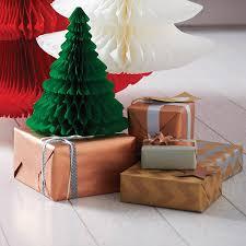 metallic gift wrap metallic chevron christmas gift wrap set by