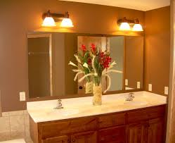 Bathroom Mirror Ideas Pinterest by Bathroom Mirror Lighting Ideas 28 Powder Room Ideas Larkspur