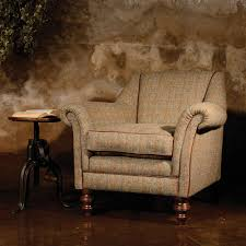 Tweed Armchair Tetrad Harris Dalmore Accent Chair Tr Hayes Furniture Store Bath