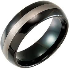 black mens wedding rings mens wedding bands precious vs contemporary metals
