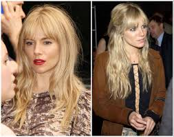 hairstyles with bangs and middle part hair inspiration middle part bangs medium hair styles ideas 19300