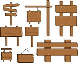 wood sign vector free vector 7 886 free vector for