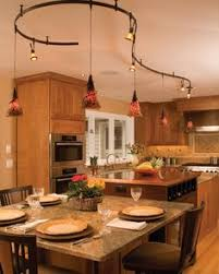 track lighting kitchen island 11 stunning photos of kitchen track lighting family kitchen