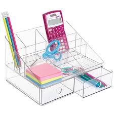 B O Schreibtisch L Form Interdesign 42010eu Linus Schreibtisch Organizer Mit Schubladen