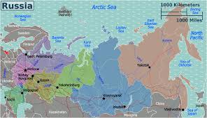 Map With Compass File Russia Regions Map Stroked Png Wikimedia Commons