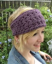 winter headbands crochet winter headband pattern crochet and knit