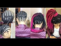 youtube crochet hairstyles on thinning hair best braiding pattern 4 crochet ponytail youtube crochet