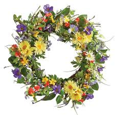 summer wreath 9 best summer wreaths for 2018 decorative door wreaths for summer