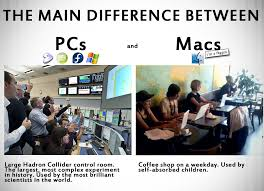 Windows Vs Mac Meme - 7 best pc vs mac images on pinterest funny images funny photos