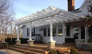 Prefab Pergola Kits by Pergola Kits Lexington Deck Supplies