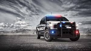 Ford Raptor Police Truck - ford wants to put down crime with police pickup truck autotrader ca