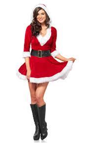 mrs claus women u0027s christmas costume women u0027s santa costume