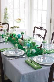 exciting home easter dinner party decor combine cute blue easter