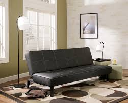 furniture awesome modern armless loveseat ideas with black color