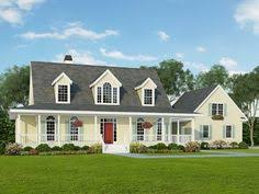 Foyers Bay Country House Farmhouse Exterior Front Elevation Plan 929 297 Houseplans