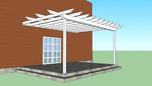 Easy Diy Pergola by Easy Build Pergola Plans Find This Pin And More On Pergola Plans