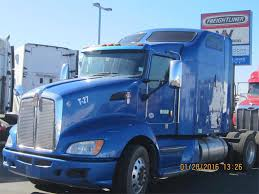 used kenworth t660 trucks for sale 2011 kenworth t660 in california for sale 12 used trucks from
