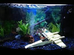 wars fish tank decor decorating ideas
