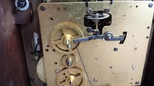 Barwick Grandfather Clock Howard Miller Barwick Westminster Chime Bracket Clock Youtube