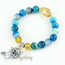 stone beaded bracelet images Openwork aromatherapy locket essential oil diffuser bracelet jpg