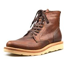 womens boots vibram sole honey brown leather vibram work boots sutro s charlton