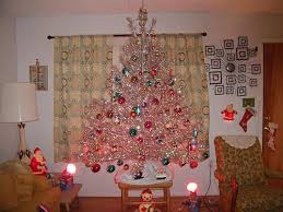 a christmas tree story inspired by retro renovation retro