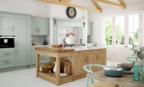 light blue kitchen cabinets uk clonmel knotty oak painted light blue kitchen saturn