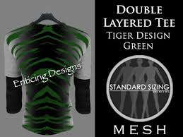 second marketplace ed mens mesh layered style