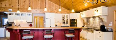 kitchen design home stainless log small diy walls recycled kit