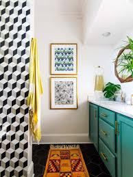 decorating ideas small bathroom small bathroom decorating ideas hgtv