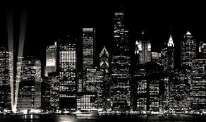Hd New York City Wallpaper Wallpapersafari by Black White City Free Best Hd Wallpapers