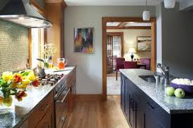 gray walls with stained kitchen cabinets pin by leslie armitage on paint colors wood trim grey