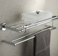 Modern Bathroom Towels Modern Iron Bathroom Towel Bars Used 3 Iron Bars Horizontal Top 2