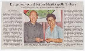 Bildschirmzeitung Bad Wurzach Musikverein Treherz E V Presse