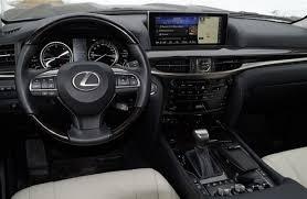 Lexus Lx Interior Pictures Lexus Lx 570 Interior Brokeasshome Com