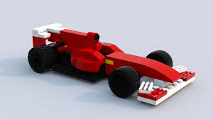 ferrari f1 lego this week u0027s lego f1 car is the ferrari f10 formula1
