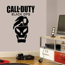 call of duty themed bedroom call of duty black ops wall sticker call of duty themed bedroom call of duty black ops wall sticker in a bedroom