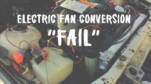 e36 drift build episode 11 wiring electric fan kit gone wrong