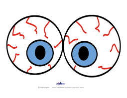 halloween printable eyes u2013 festival collections