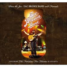 zac brown band pass the jar live from the fabulous fox theatre